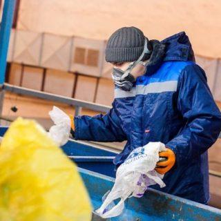 Работа в Польше сортировщиком строительного мусора