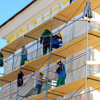 Работа в Польше фасадчиком