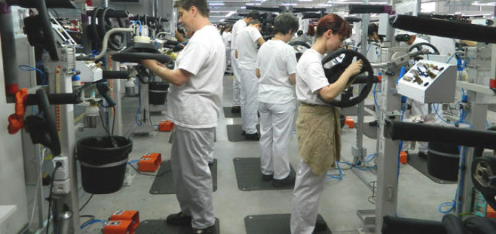 Работа в Польше на обслуживание производственных машин