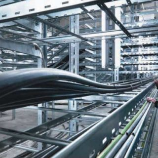Работа в Польше на производстве кабельных трасс