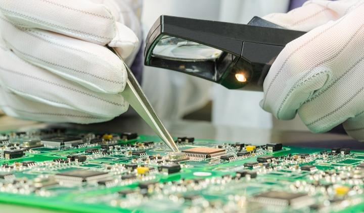 Работа в Польше на производстве микросхем