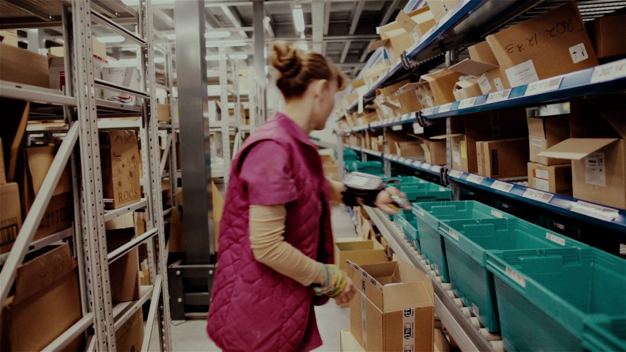 Работа в Польше на складе Грааль