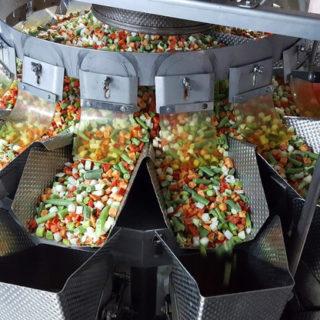 Работа в Польше на упаковке замороженных фруктов и овощей