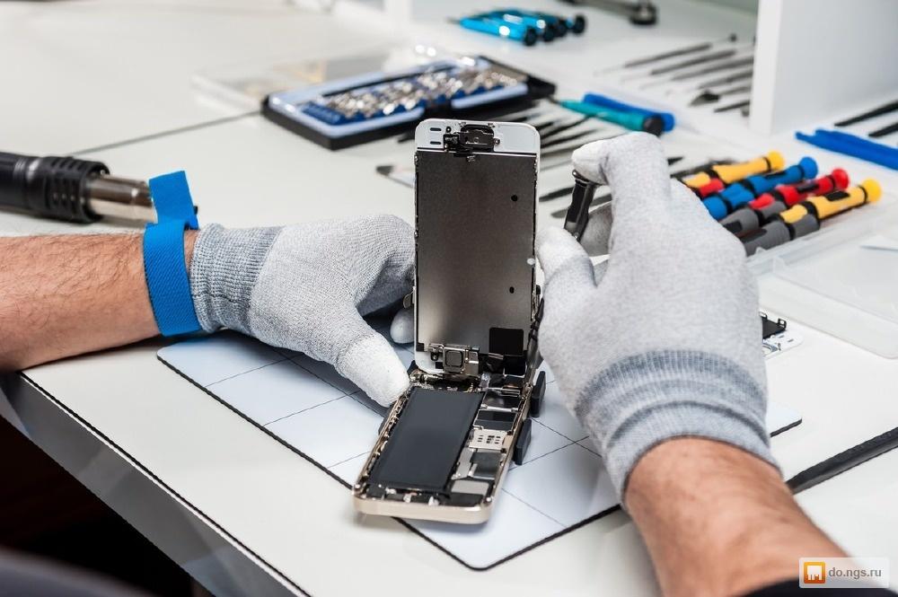 Работа в Польше — ремонт телефонов