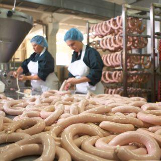 Работа в Польше на производстве колбас
