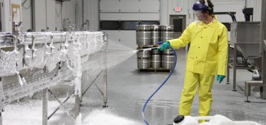 Работа в Польше мытье производственного павильона