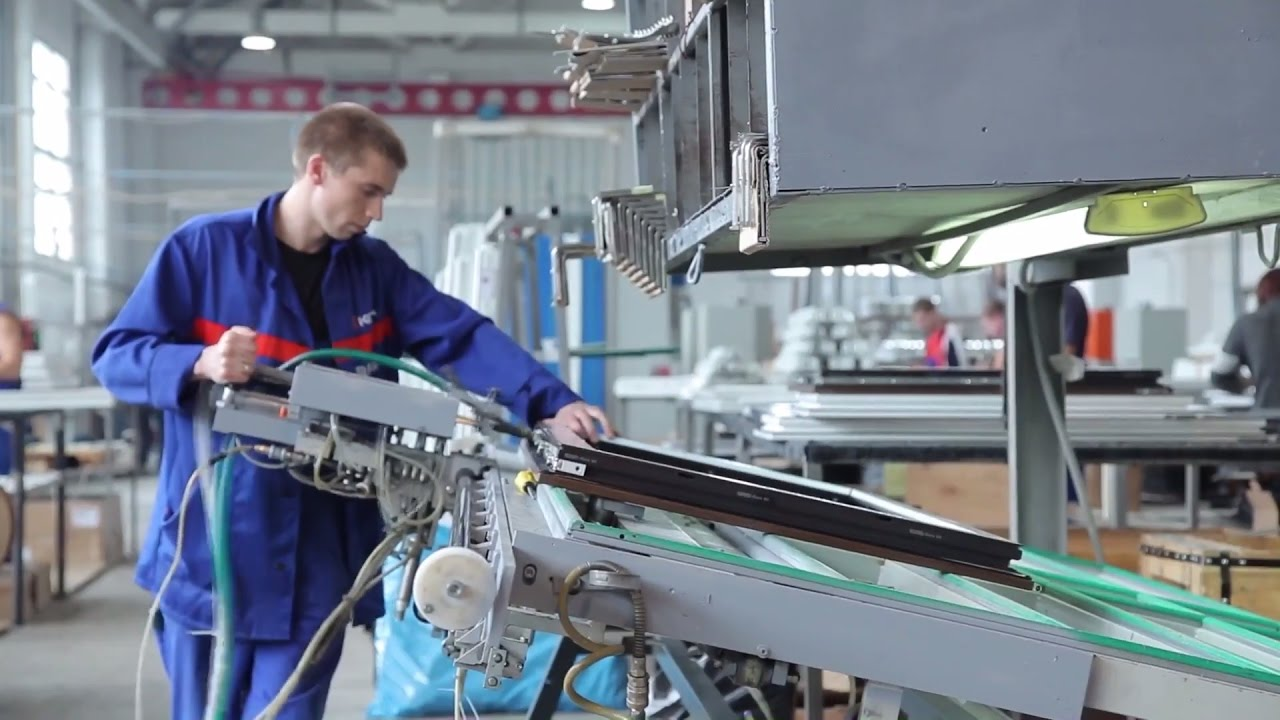 Работа в Польше на фабрике окон