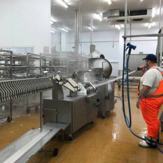 Работа в Польше на мойке оборудования