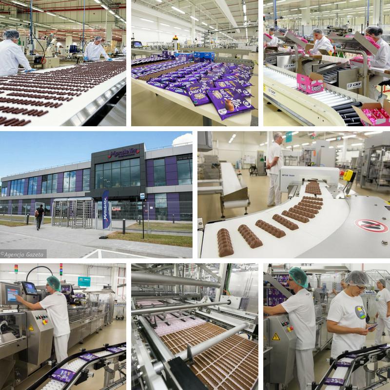 Работа в Польше на производстве батончиков