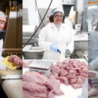 Работа в Польше на производстве бекона