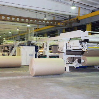 Работа в Чехии на картонном заводе