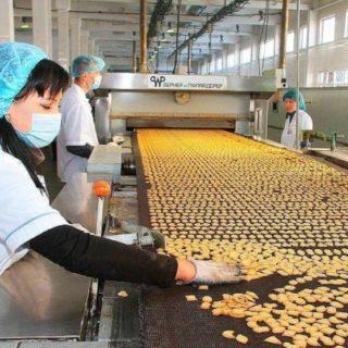 Работа в Польше на упаковке конфет