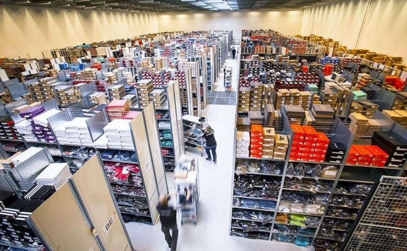 Работа на складе брендовой одежды в Польше