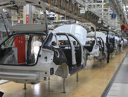 Работа в Чехии на автозаводе Шкода