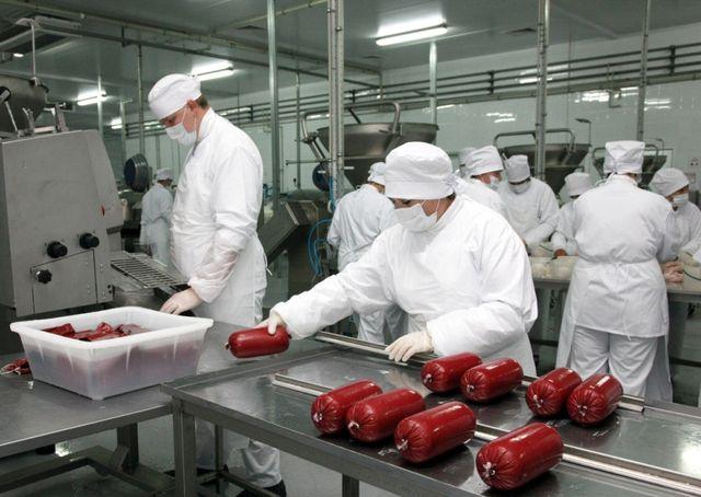 Работа в Чехии на колбасном заводе