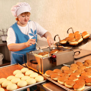 Работа в Чехии на пекарне