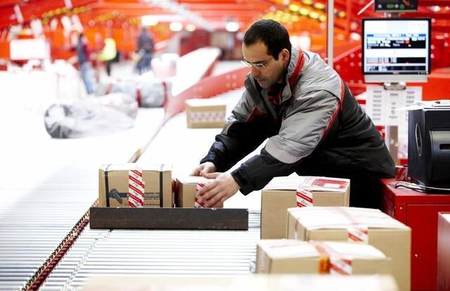Работа в Чехии на почтовом складе