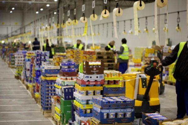 Работа в Чехии на продуктовом складе