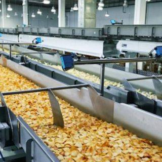 Работа в Чехии на производстве чипсов