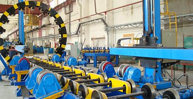 Работа в Чехии на производстве котлов