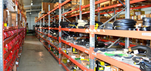 Работа в Чехии на складе автозапчастей