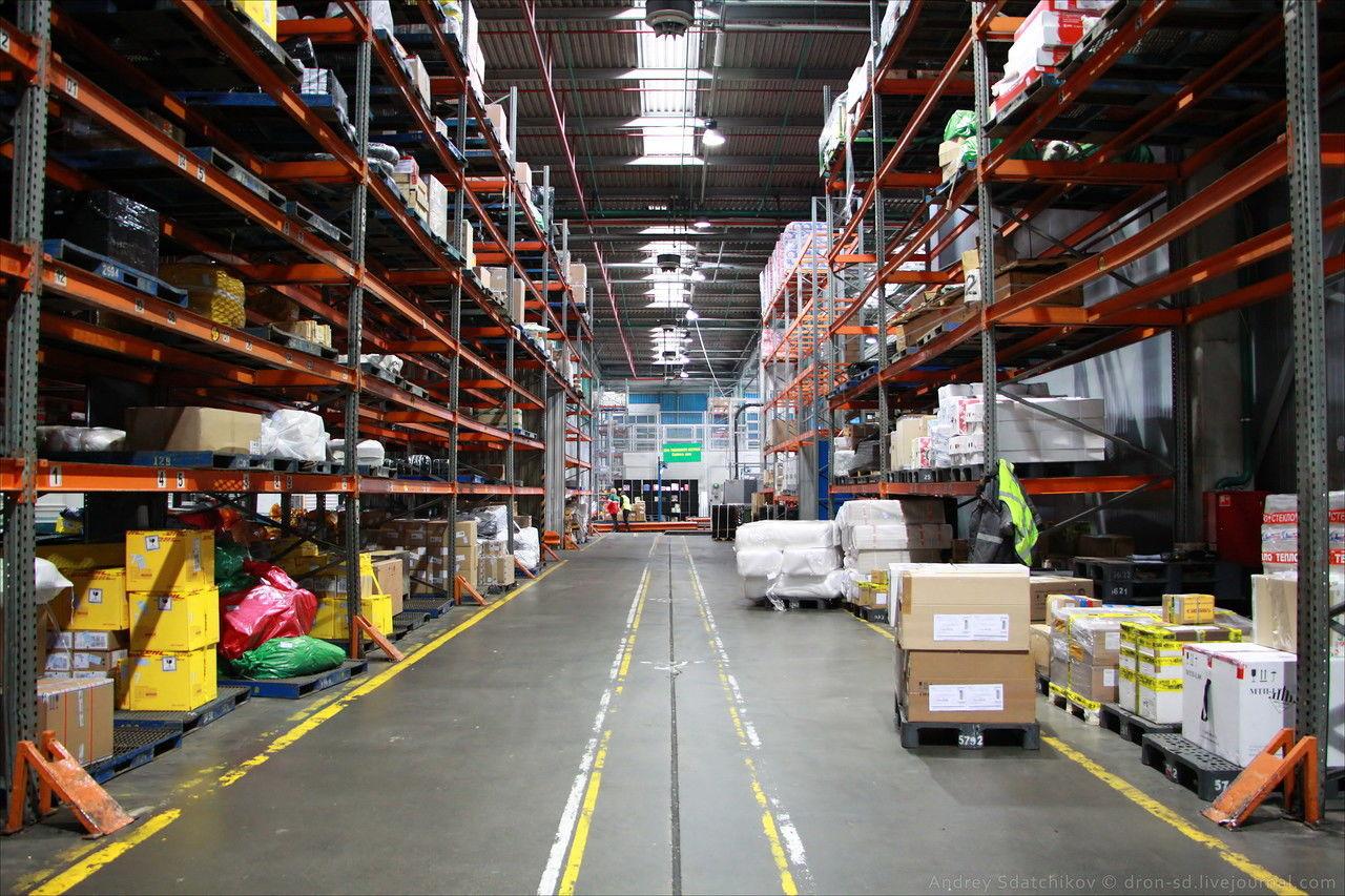 Работа в Чехии на складе полуфабрикатов