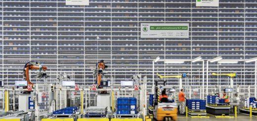 Работа в Чехии на складе Шкода