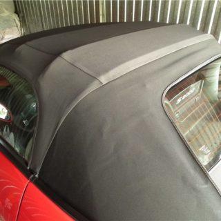 Мягкая крыша для авто