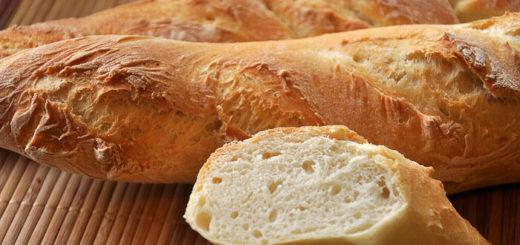 Производство багетного хлеба