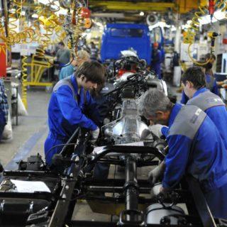 Работа на автозаводе в Польше