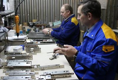 Работа в Чехии на производстве замков