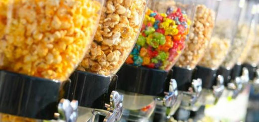 Работа в Польше на производстве попкорна