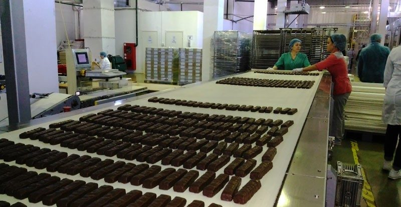 Работа в Польше на производстве шоколада