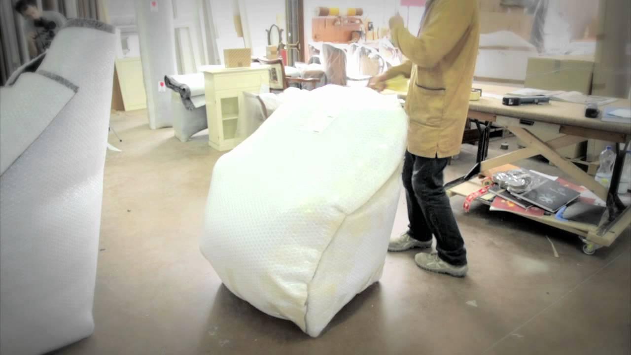 Работа в Польше на упаковке мебели