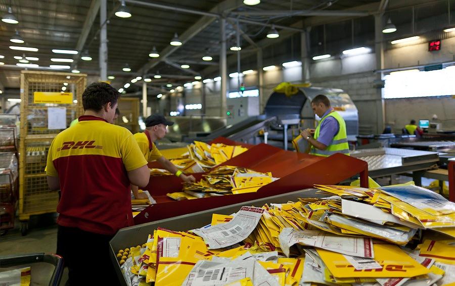 Работа в Польше на складе DHL