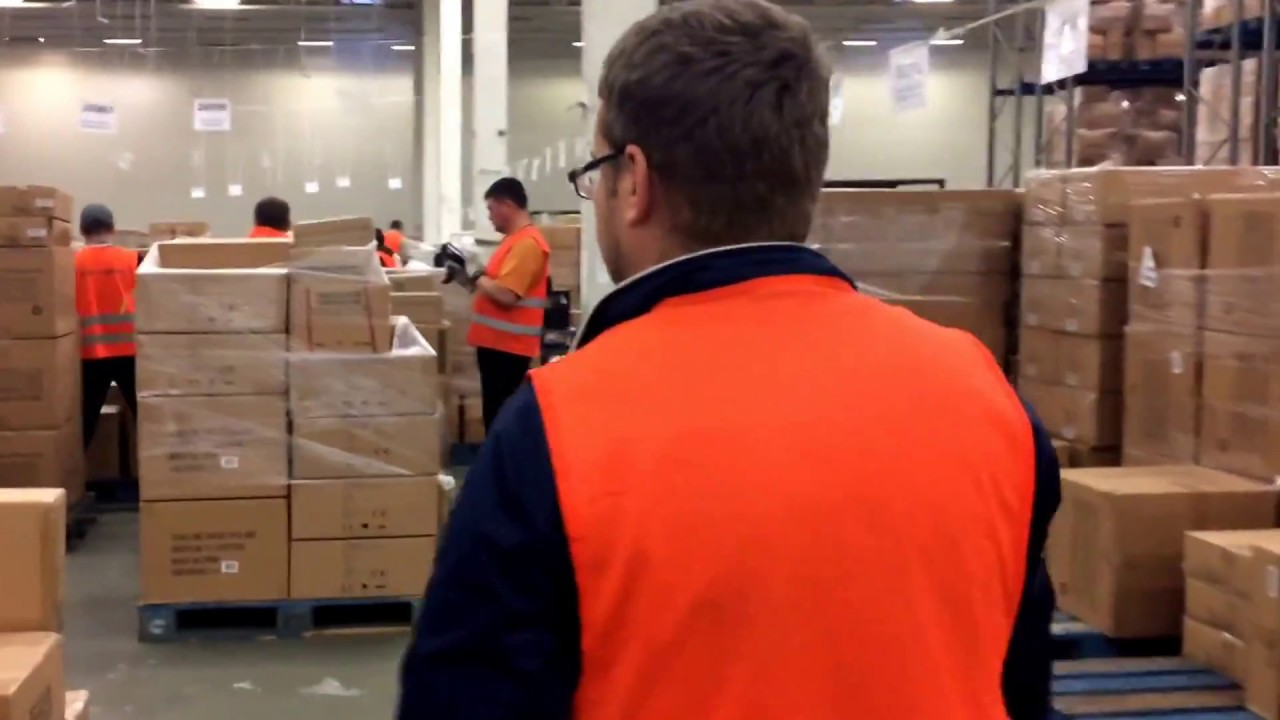 Работа в Польше на складе DSV