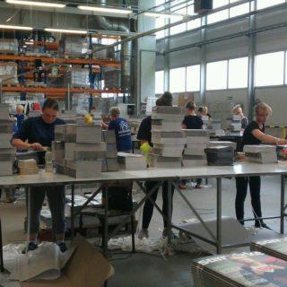 Работа в Польше на типографии ELLERT