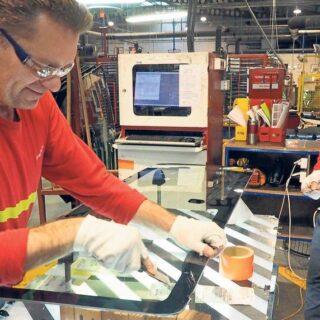 Работа в Польше производство автомобильных стекол