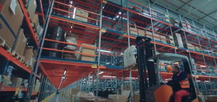Работа в Польше на складе автомобильных запчастей