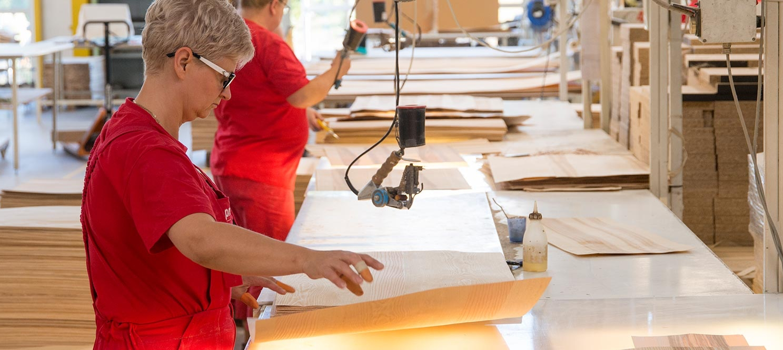 Работа в Польше на производстве мебели