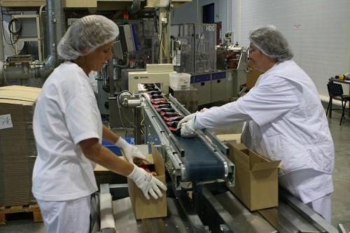 Работа в Польше на упаковке полуфабрикатов
