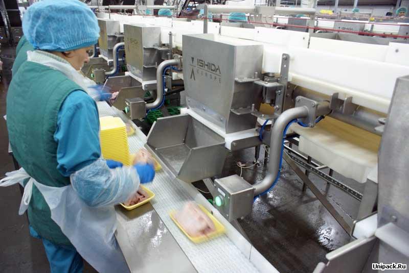Работа в Польше упаковка мяса