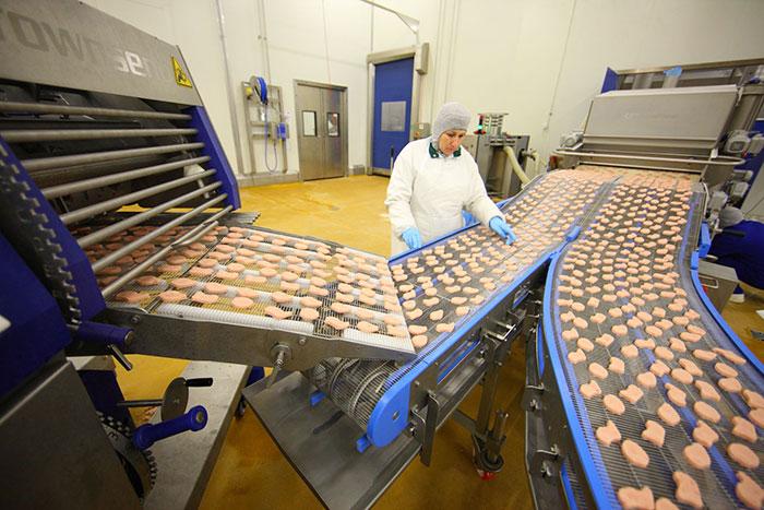 Работа в Польше на производстве полуфабрикатов