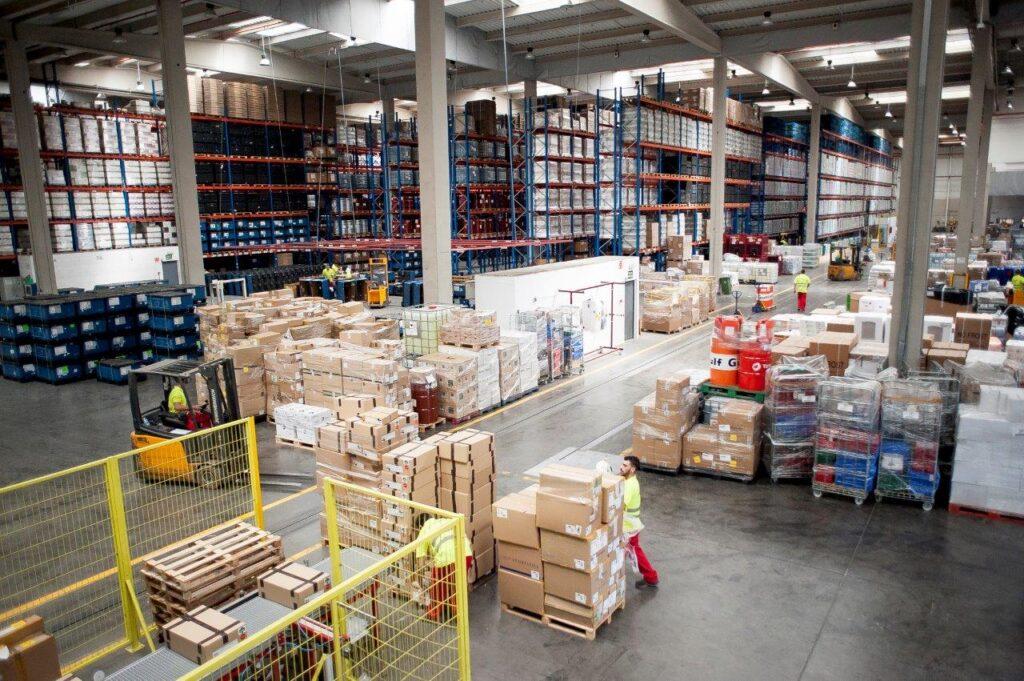 Работа в Польше на складе — Для мужчин